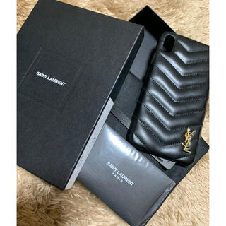 サンローラン(Saint Laurent)のsaint Laurent  iphone XS Max ケース(iPhoneケース)