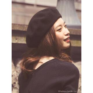 アプワイザーリッシェ(Apuweiser-riche)の♡美品♡ アプワイザーリッシェ ベレー帽(ハンチング/ベレー帽)