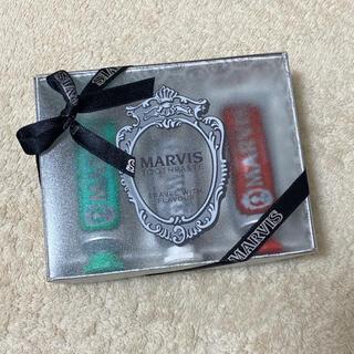 マービス(MARVIS)のマービス MARVIS ホワイトニング・シナモンミント他 3本セット 歯磨き粉(歯磨き粉)