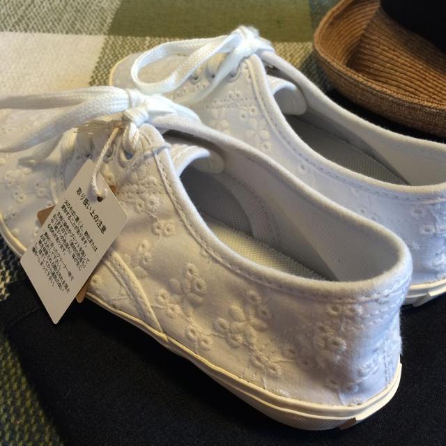しまむら(シマムラ)のマッユー様 専用 レディースの靴/シューズ(スニーカー)の商品写真