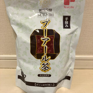 ティーライフ(Tea Life)のティーライフ スッキリプーアール茶 90包(健康茶)