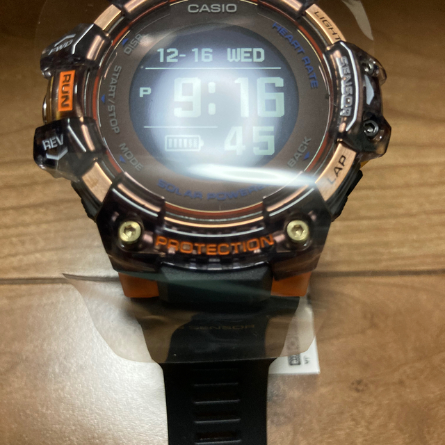 G-SHOCK(ジーショック)の【新品未使用】G-SQUAD (GBD-H1000-1A4JR) メンズの時計(腕時計(デジタル))の商品写真