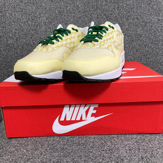 ナイキ(NIKE)のNIKE AIR MAX 1 PRM LEMONADE(スニーカー)