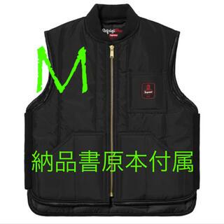 シュプリーム(Supreme)の値下げ M Supreme refrigiwear Vest Black(ベスト)