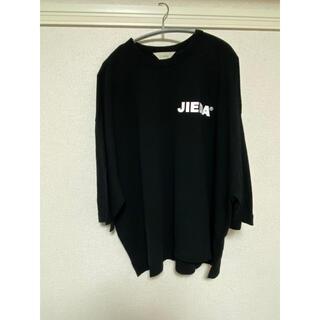 ジエダ(Jieda)のjieda  30枚限定 STAFF BIG tシャツ(Tシャツ/カットソー(半袖/袖なし))