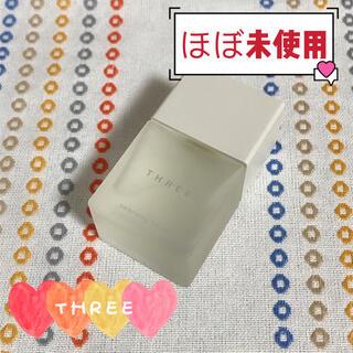スリー(THREE)のTHREE バランシング SQ オイル 30ml ほぼ未使用(美容液)