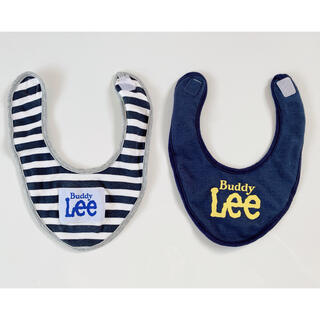 リー(Lee)の【pipipi様専用】Lee ベビースタイ2点セット(ベビースタイ/よだれかけ)