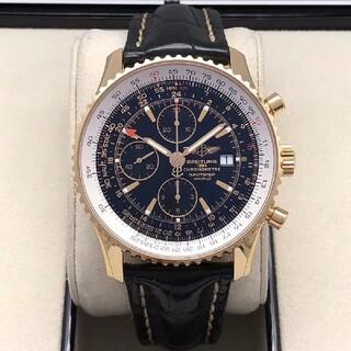 アイ(i)のナビタイマークロノグラフ腕時計(腕時計(アナログ))