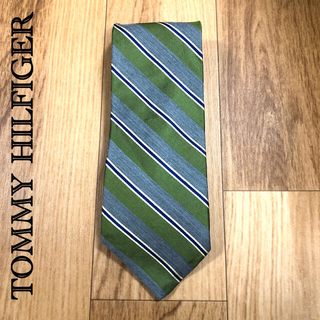 トミーヒルフィガー(TOMMY HILFIGER)のTOMMY HILFIGER ネクタイ ストライプ(ネクタイ)