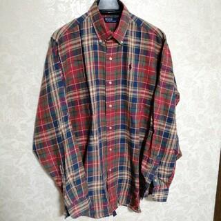 ポロラルフローレン(POLO RALPH LAUREN)のラルフローレン シャツ XL タータンチェック(シャツ)