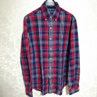 ラルフローレン(Ralph Lauren)のラルフローレン シャツ XL タータンチェック(シャツ)