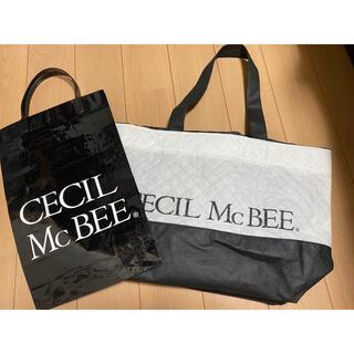 セシルマクビー(CECIL McBEE)の【CECIL McBEEショップ袋】(ショップ袋)