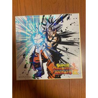 ドラゴンボール(ドラゴンボール)の一番くじ ドラゴンボール G賞 色紙(キャラクターグッズ)
