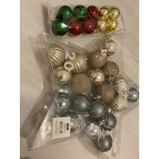 ニトリ(ニトリ)ののんさま専用 クリスマスオーナメント 飾り(その他)