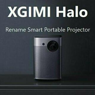 【新品未開封】XGIMI Halo 輝度最強ポータブルプロジェクター(プロジェクター)