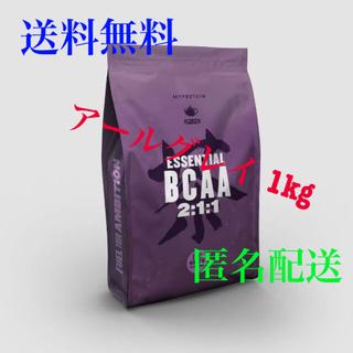 マイプロテイン(MYPROTEIN)のマイプロテイン BCAA アールグレイ 1kg(その他)