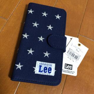 リー(Lee)のiPhone Xスマホケース Lee 手帳型スマホケース(iPhoneケース)