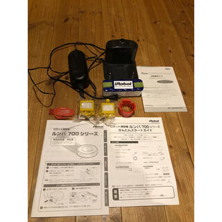 ルンバ 700シリーズ ホームベース バッテリーセット(掃除機)