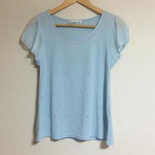 ミスティウーマン(mysty woman)のミスティウーマン♡Tシャツ(Tシャツ(半袖/袖なし))