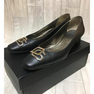 ドルチェアンドガッバーナ(DOLCE&GABBANA)のDOLCE&GABBANA パンプス(ローファー/革靴)