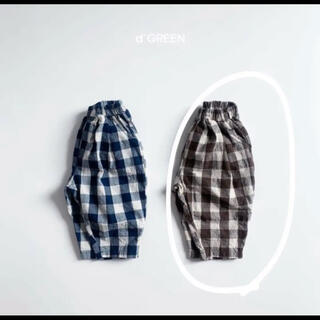 d'green checkpt 韓国子供服(パンツ/スパッツ)