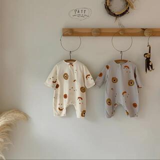 ikii bebe suit 韓国子供服(ロンパース)