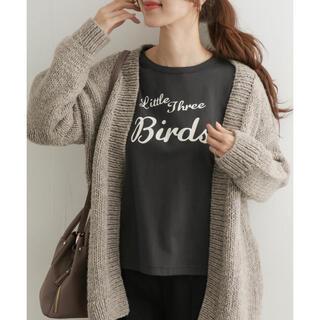 ドアーズ(DOORS / URBAN RESEARCH)のURBAN RESEARCH DOORS BIRDSプリントTシャツ(Tシャツ(長袖/七分))