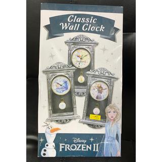 ディズニー(Disney)のディズニー アナと雪の女王 Classic Wall Clock 壁掛け時計 ♪(掛時計/柱時計)