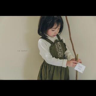 lacamel lib T 韓国子供服(Tシャツ/カットソー)
