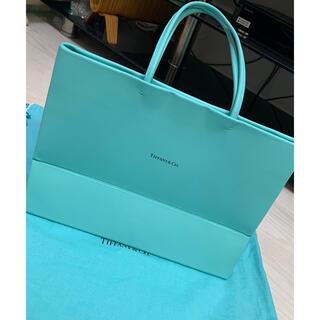 ティファニー(Tiffany & Co.)のティファニー ショッパー バッグ Tiffany ショッピング トートバッグ(トートバッグ)