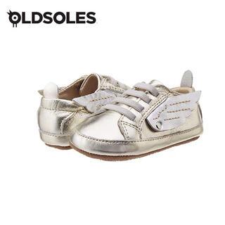 ファミリア(familiar)のold soles フォーマル シューズ つばさ 女の子 男の子 ゴールド 14(フォーマルシューズ)