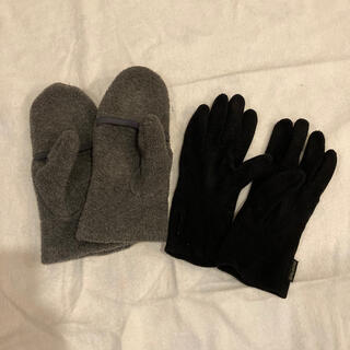 モンベル(mont bell)のモンベル 手袋 メンズMセット(手袋)