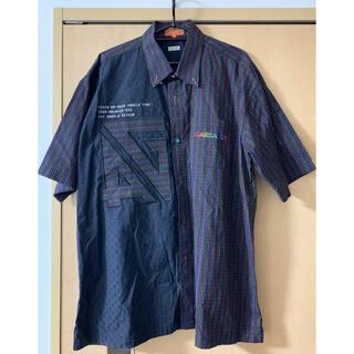 アンジェロガルバス(ANGELO GARBASUS)のANGELO GARBASUS 半袖シャツ(シャツ)