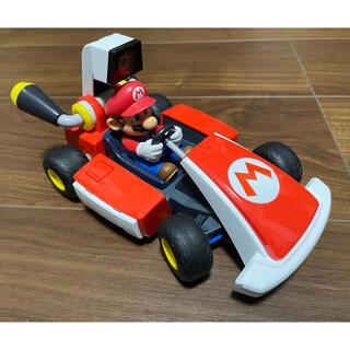 ニンテンドースイッチ(Nintendo Switch)のマリオカート ライブ ホームサーキット マリオセット Switch(家庭用ゲームソフト)