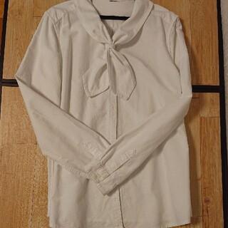 パーリッシィ(PAR ICI)のレディース白シャツ(シャツ/ブラウス(長袖/七分))