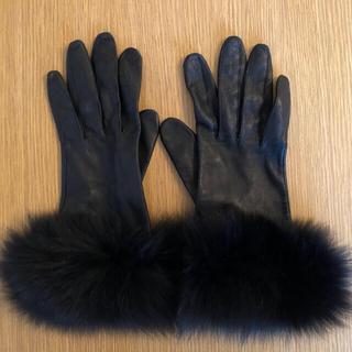 ミラショーン(mila schon)のミラショーン 革 手袋(手袋)