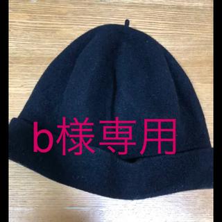 アニエスベー(agnes b.)のアニエスベーベレー帽(ハンチング/ベレー帽)