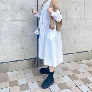 新品 donoban×まちゃコラボ ワンピース(ひざ丈ワンピース)