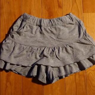 ファミリア(familiar)のファミリア  fdash  キュロットスカート サイズ130(スカート)