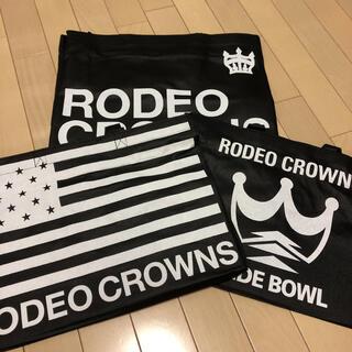 ロデオクラウンズ(RODEO CROWNS)のロデオクラウンズ ショッパー(ショップ袋)