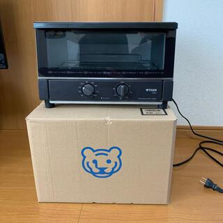 タイガー(TIGER)のタイガー オーブントースター やきたて マットブラック KAM-S130 KM(調理機器)