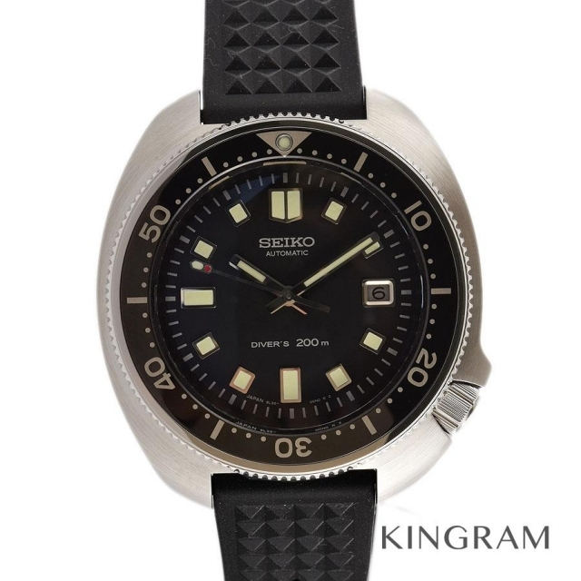 SEIKO(セイコー)のセイコー プロスペックス 1970メカニカルダイバーズ 復刻デザイン  メンズ腕 メンズの時計(腕時計(アナログ))の商品写真