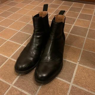 ビューティアンドユースユナイテッドアローズ(BEAUTY&YOUTH UNITED ARROWS)のBEAUTY&YOUTH  サイドゴアブーツ 定価27000 26cm(ブーツ)