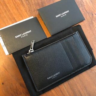 サンローラン(Saint Laurent)のsaint laurent フラグメントケース カードケース サンローラン(コインケース)