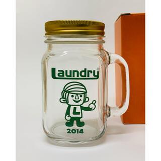 ランドリー(LAUNDRY)のlaundry ジョッキマグ(ノベルティグッズ)