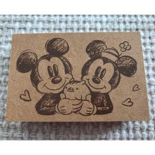 ディズニー(Disney)のディズニー はんこ(印鑑/スタンプ/朱肉)