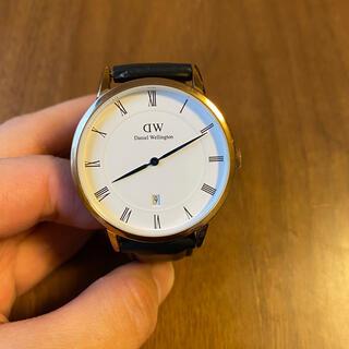 ダニエルウェリントン(Daniel Wellington)のダニエルウェリントン 時計(レザーベルト)