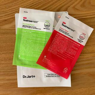 ドクタージャルト(Dr. Jart+)のDr.Jart スポットパッチキット♡2stepにきびパッチ♡ドクタージャルト(その他)