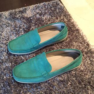 ラコステ(LACOSTE)のローファー LACOSTE 25.5cm(ローファー/革靴)