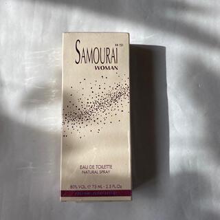 サムライ(SAMOURAI)の新品》サムライ ウーマン 香水(香水(女性用))